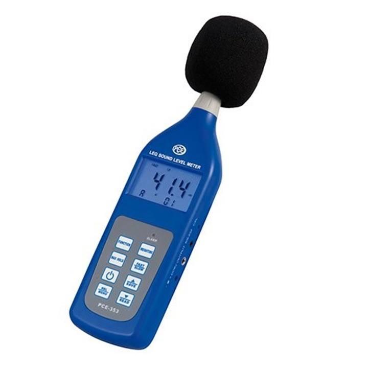 เครื่องวัดระดับเสียง (Sound Level Meter)